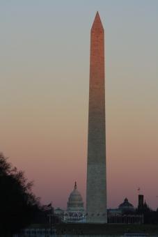 01-19 -- Capital and Washington Monument 01